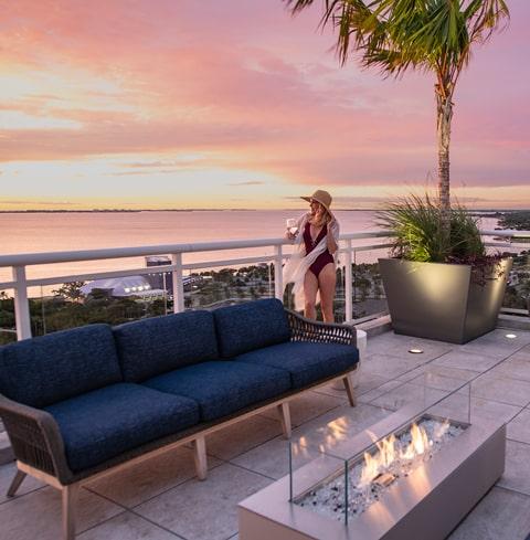 Amenities at BLVD Sarasota - Higher Level