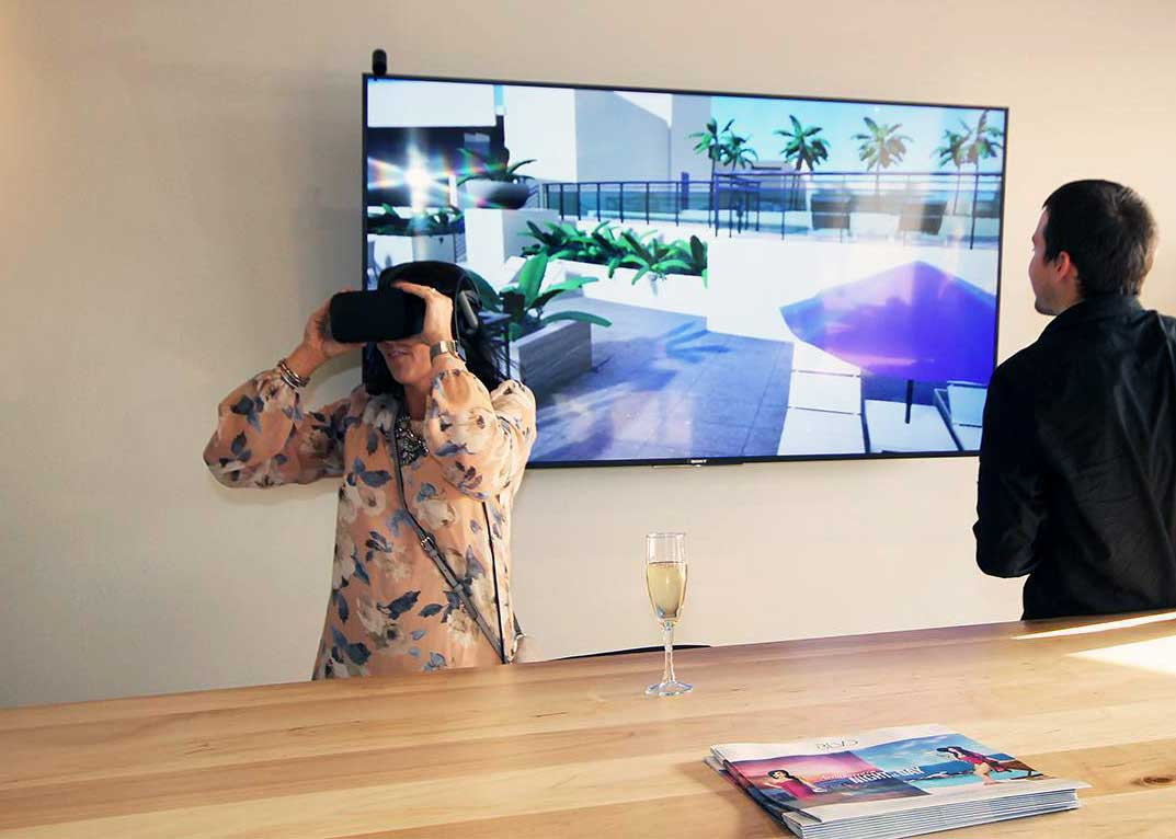 VIRTUAL REALITY SALES STUDIO OPENS IN DOWNTOWN SARASOTA! BLVD SArasota