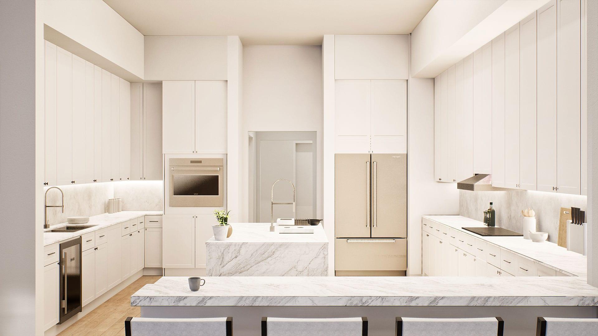BLVD Sarasota Residences Renderings