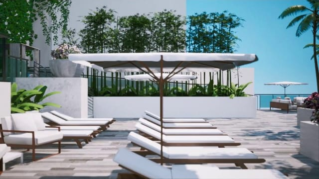 Rooftop Pool - Virtual Tour