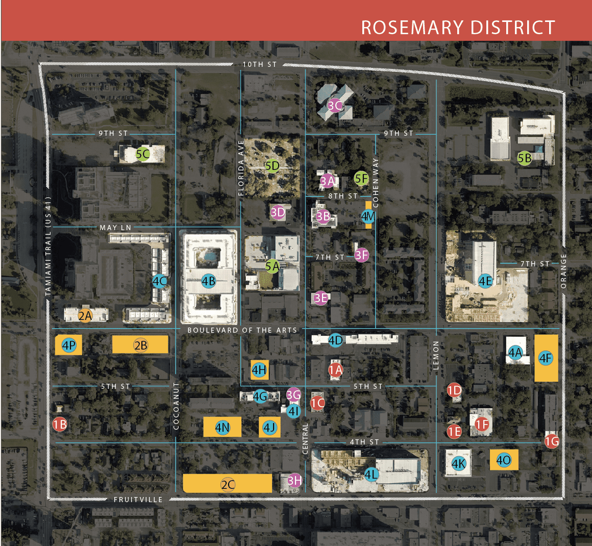 SSarasota's Rosemary District