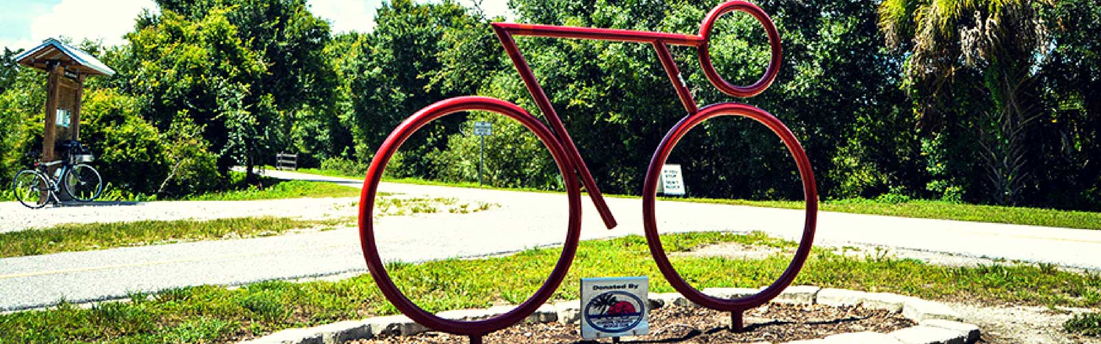 Sarasota Cycling Sculpture