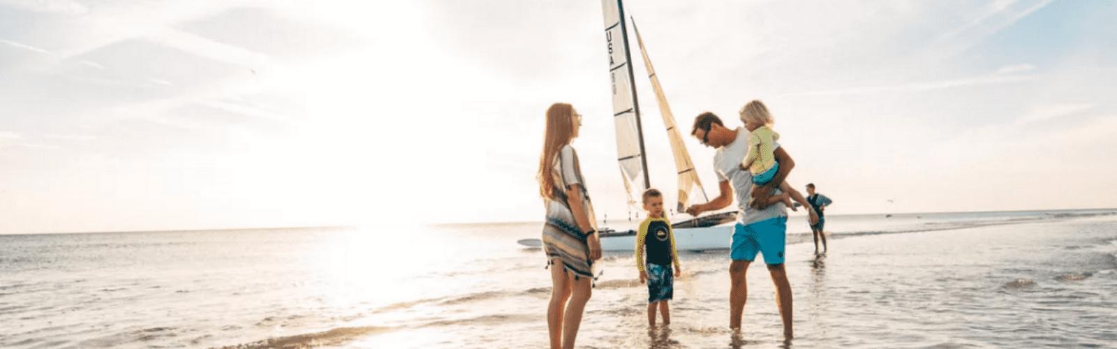 Sarasota Boating, water activities