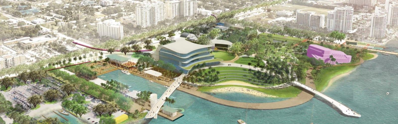 The Bay Sarasota Renovations