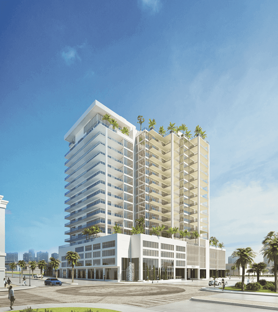 Blvd Sarasota Building Rendering