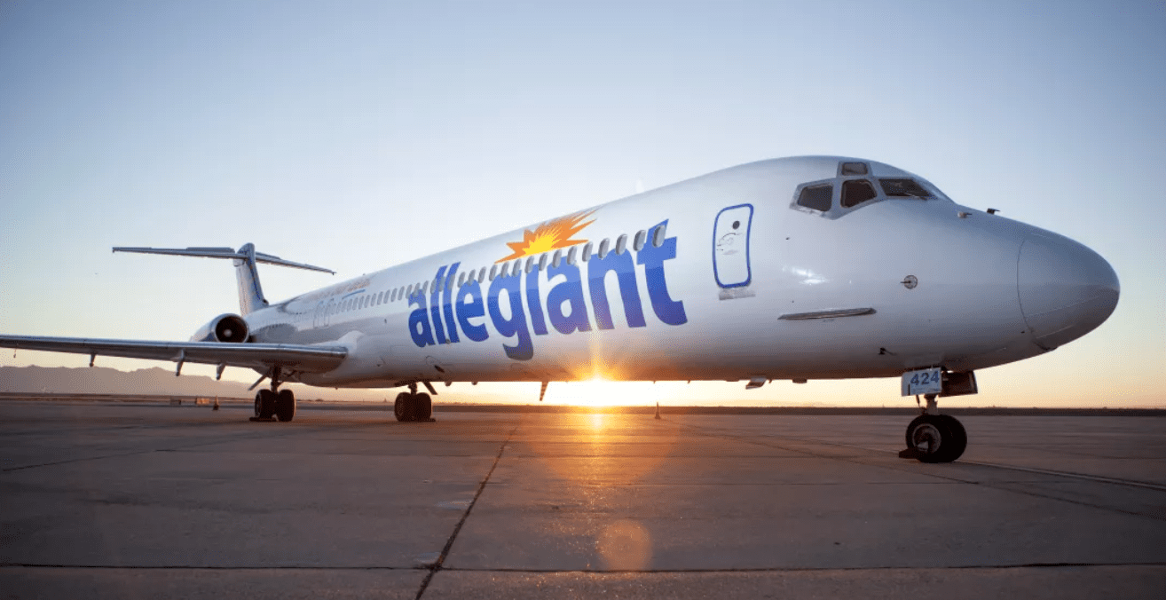Allegiant Airlines Direct Flights To Sarasota