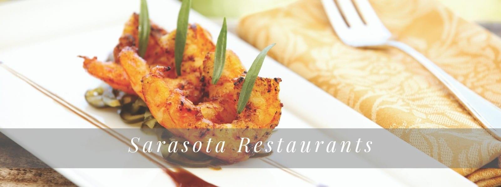 Sarasota Restaurants near BLVD