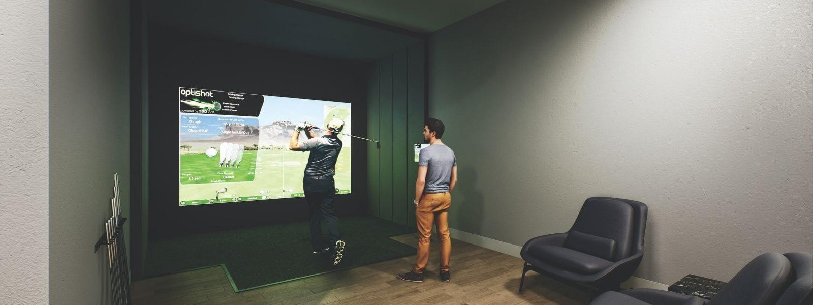 Blvd Sarasota Golf Simulator