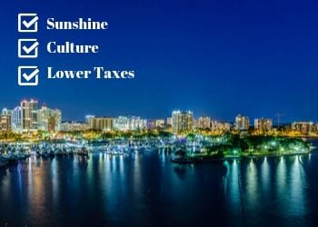Are Low Florida Taxes Creating a Boom in Sarasota? You Bet! BLVD SArasota