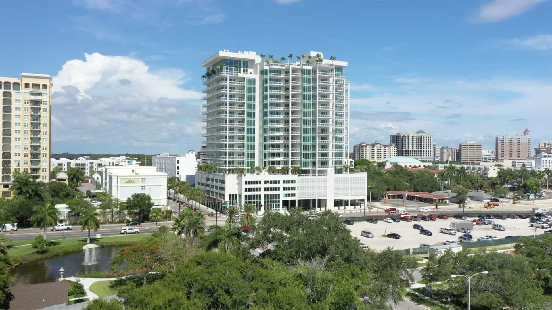 BLVD Sarasota June 2020 Construction Update