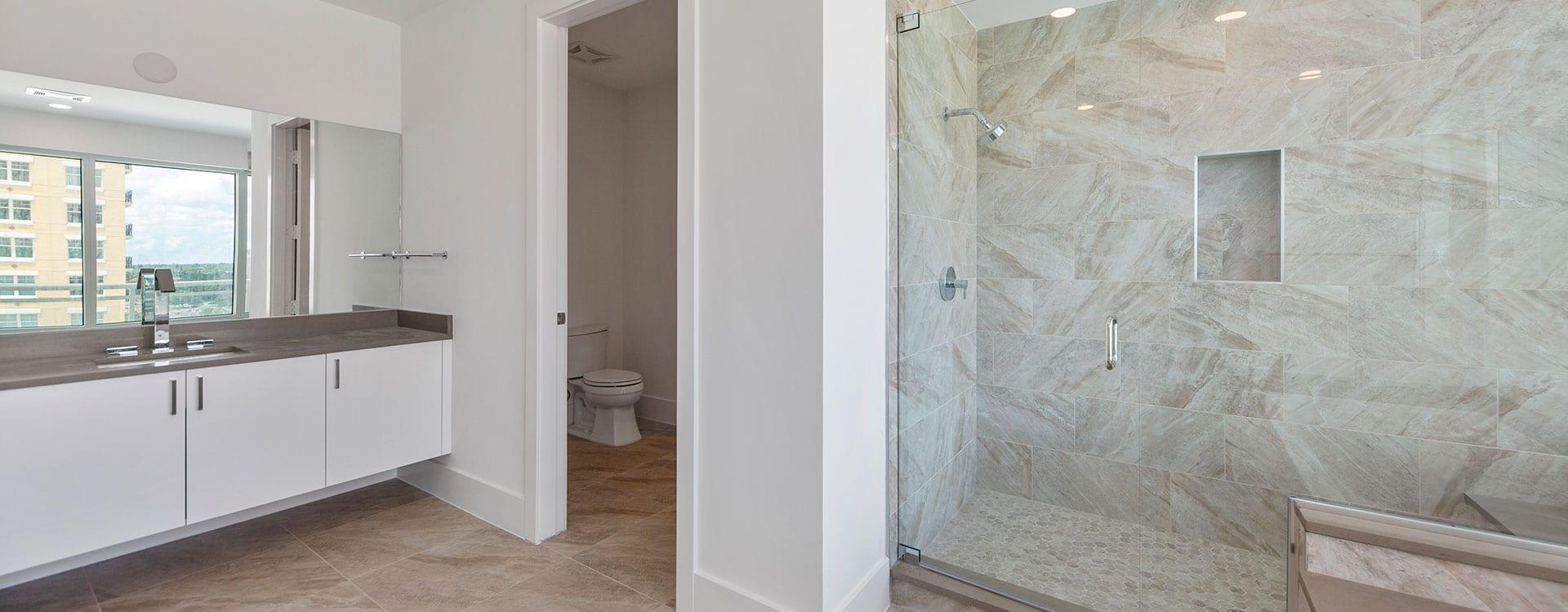 BLVD Sarasota Residence 901 Bathroom
