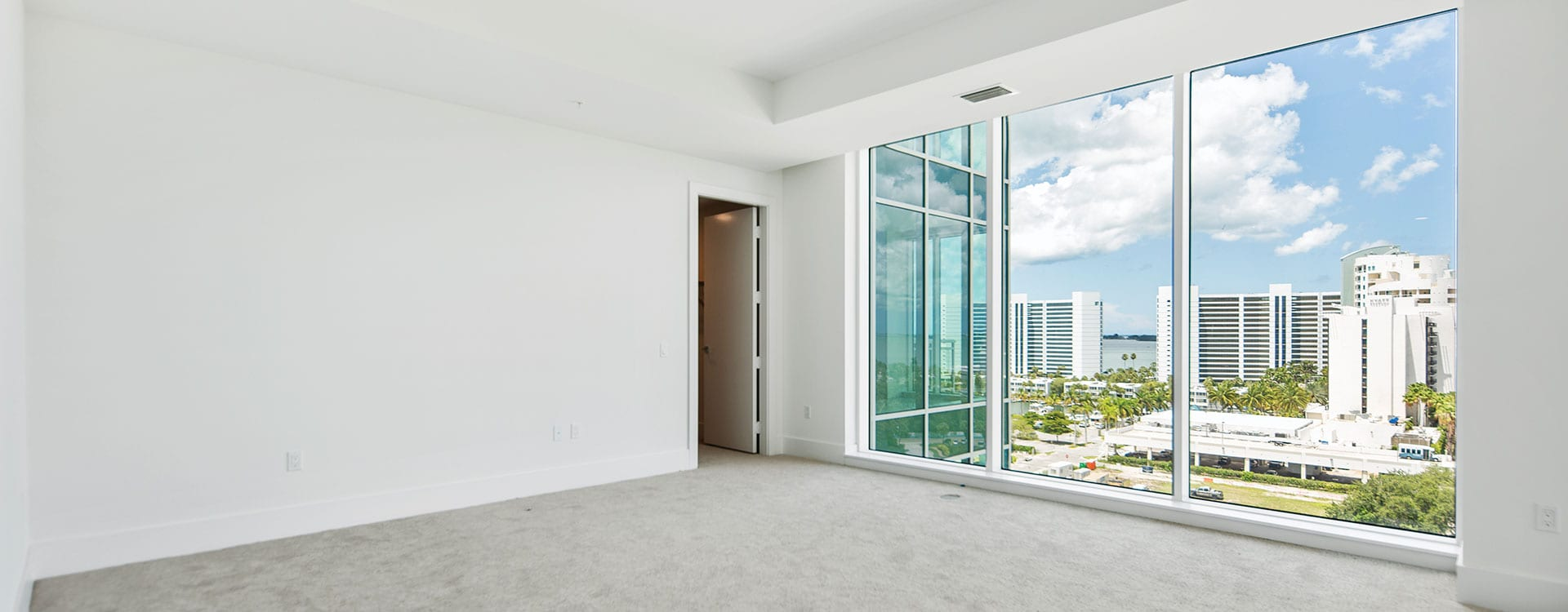 blvd residence 901 bedroom with view