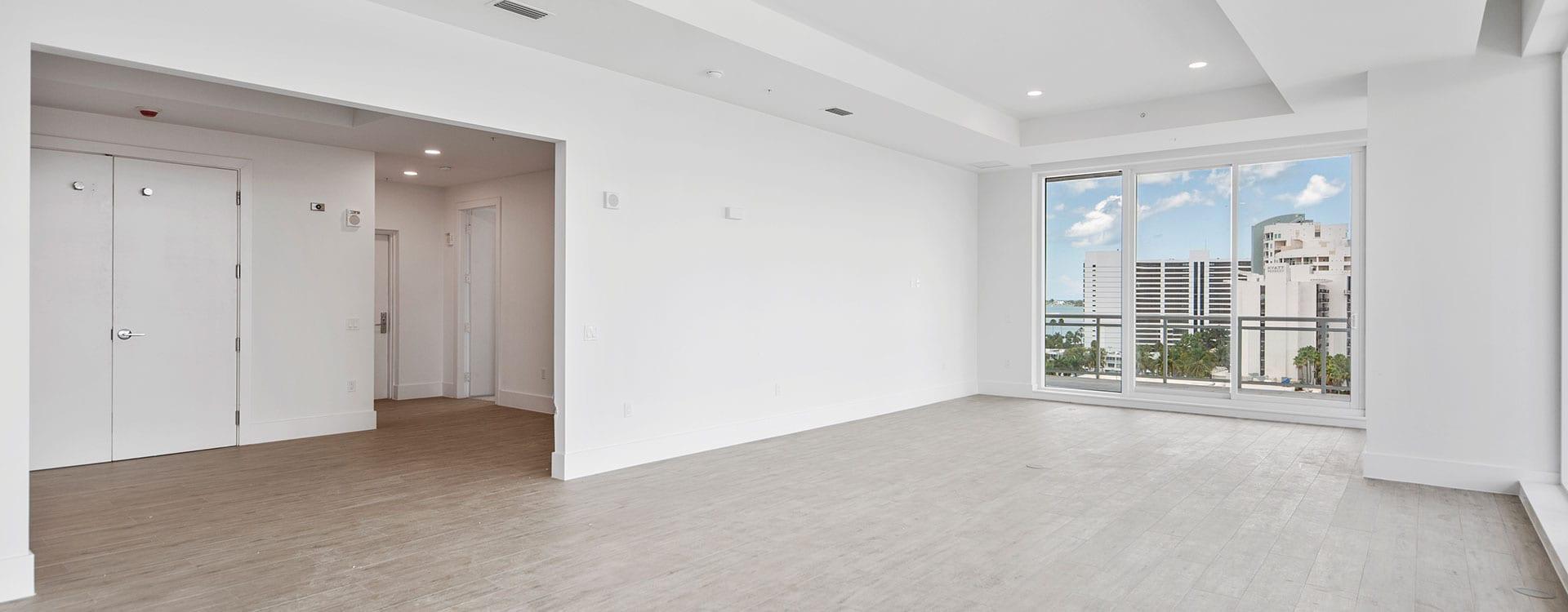 BLVD Sarasota Residence 901 Great Room
