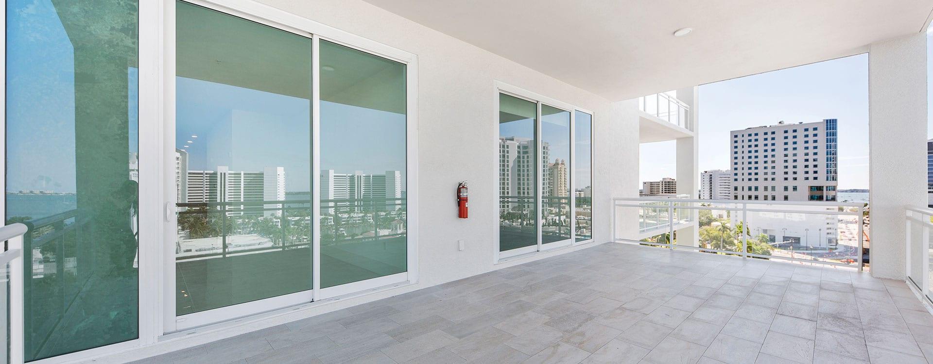 BLVD Residence 903 Bedroom Terrace