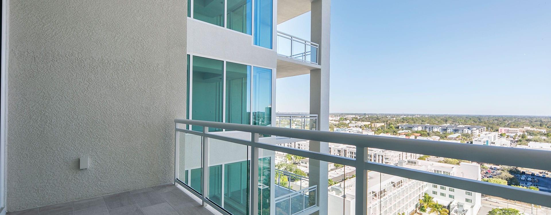 blvd sarasota residence 1503 Bedroom Terrace