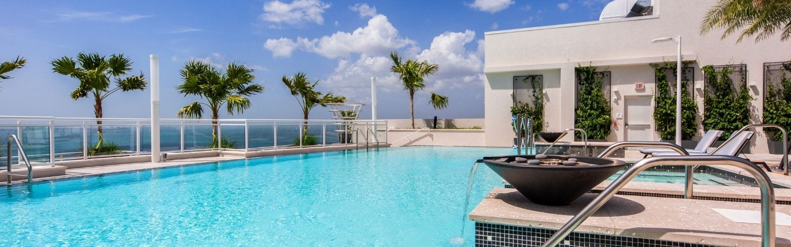blvd sarasota rooftop blue pool