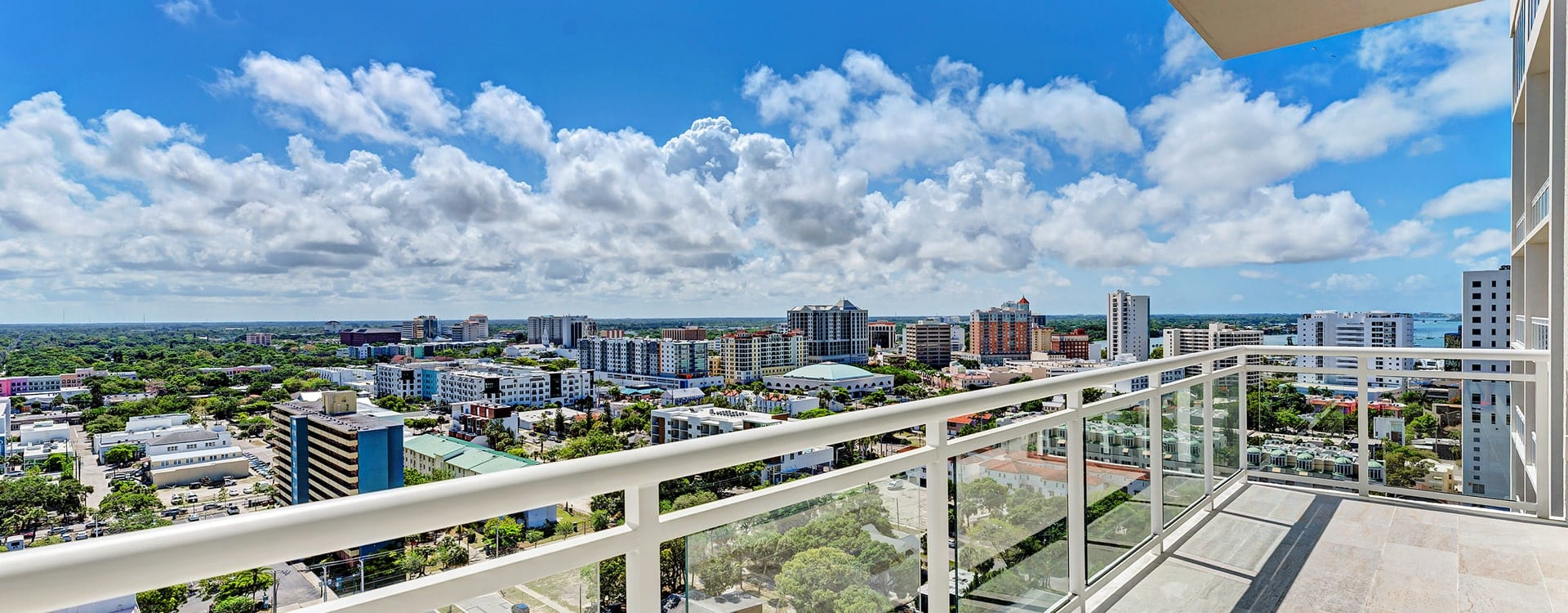 terrace views BLVD Sarasota Residence 1702